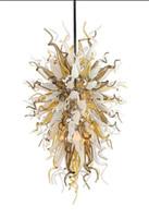 Antike Hand geblasenem Glas Kronleuchter Indian Restaurant Dekoration Türkisch Art-nach Maß Art Kronleuchter mit Top Design