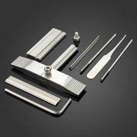 Strumenti di selezione della serratura del foglio di stagno per il set di strumenti del fabbro delle serrature Kaba
