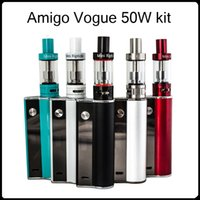 Authentic Amigo ITSUWA Vogue 50W Full Kit E Cigs Vaporizer K...