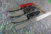Cinghiale Chirs Reeve Lochsa coltello pieghevole tattico, lama in alluminio D2 manico da campeggio caccia coltelli da tasca strumenti EDC
