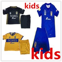 top quality 17 18 kids Mexico club Tigres UANL home Tigres U...
