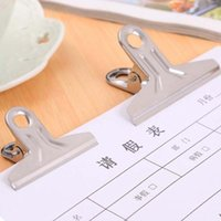 Powerful 20pcs lot Office Grip Clips Bulldog Clips Newspaper...