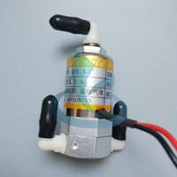 5pcs Оптовая большого формата принтер 3 способа электромагнитный клапан 24V DC магнитные клапаны
