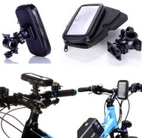 Motorcycle Phone Holder Support Mobile Moto Bicycle Stand fo...