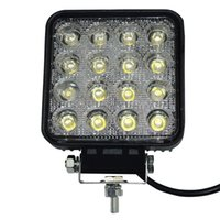 4Inch 48W LED Work Light 12V Off Road 4X4 Tractor Truck 24V ...