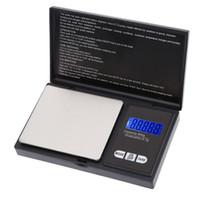 650g / 0.1g mini bilancia tascabile digitale ad alta precisione bilancia elettronica bilancia LCD blu g / gn / oz / ozt / ct / t / dwt H9631