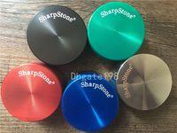 40 mm / 50 mm / 55 mm / 63 mm / 75 mm SharpStone® Grinder Kräutermühle Metall Sharp Stone 4-tlg