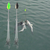 Outdoors Convenient Fish Lures Fishing Hook Stainless Steel ...