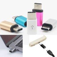 USB-C типа C для микросхема USB адаптер зарядки передачи данных адаптеры для Samsung S20 S10 Huawei Xiaomi сотовый телефон для мобильных телефонов