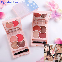 MEIKOGEE cosmetics 4 colors eyeshadow good quality eye shado...