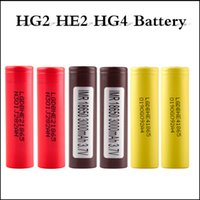 18650 battery HG2 3000MAH HE4 HE2 2500mAh Max 35A High Drain...