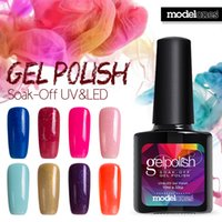 Modelones 20Pcs 10ml Gelpolish Soak Off UV Nail Gel With UV ...
