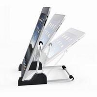 Tablet PC Standı Tablet Destek Braketi Tembel Ayarlanabilir Braketi Düz Raf Tablet Bilgisayar Masaüstü Tablet PC için Montaj Tutucu