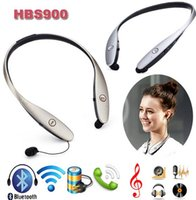 HBS 900 Bluetooth Headphone HBS- 900 Hbs900 Wireless Mobile E...