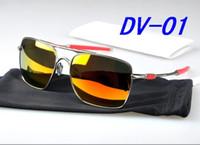 407-New In Box schnell poliert Top-Qualität Sonnenbrillen Radfahren Outdoor Sports für Männer Frauen