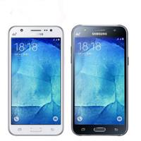 Samsung Galaxy J5 J500F Quad Core Rom 16 ГБ 5,0 дюйма 13 МП Двухместный отремонтированный мобильный телефон