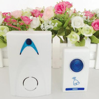 LED Wireless Chime Door Bell Doorbell & Wireles Remote contr...