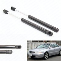 2 teilesatz auto Auto Bonnet Hood Lift Unterstützt Stoßdämpfer Gasdruckfedern Frühling für Acura TL 2002-2003 Limousine