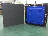 P6 al aire libre a todo color, SMD 1/8 exploración, 576X576mm de fundición a presión de aluminio del gabinete, a todo color de pantalla de vídeo pantalla LED, pantalla de LEDs