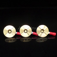 510 Stecker Adapter gefedert für mechanische Mod 510 Gewinde Messing Pin 22mm DIY Universal Adapter Assy für Box Mod Vape Ecig Teil
