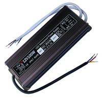 DC12V 100W IP67 방수 LED 드라이버, 야외 스트립 전원 공급 장치, 조명 변압기, 전원 어댑터, 무료 배송