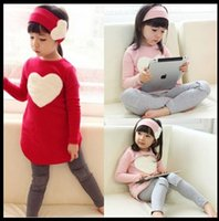 Thin Style Red Pink Cotton Blended Fabric Spring Autumn Cute...