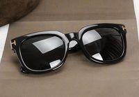 2016 نمط جديد النظارات الشمسية TF211 الرجال والنساء أزياء الرجعية لوحة نجمة من نفس الفقرة النظارات