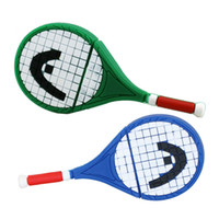 PVC Badminton Rackets USB Stick Sports Series USB Flash Driv...