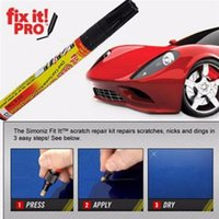 New Fix it PRO Car Coat Scratch Cover Remove Painting Pen Ca...