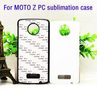 Ücretsiz seçim için MOTO Z Kuvvet / MOTO Z 2D DIY plastik sublime boş durumda ile ekleme ve tutkal ücretsiz shiping 50 adet / grup