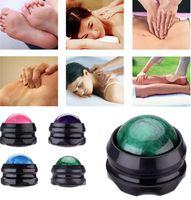 Heißer verkauf neue roller massage ball massagegerät körper therapie fuß hüfte rückenrelaxant stress release massage ball