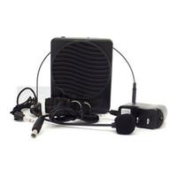 Mini 25 W Kemer Hoparlör Mikrofon Ses Amplifikatör Booster Megafon Öğretim Taşınabilir Öğretim Tur Rehberi Satış Promosyon Için