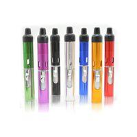 sigaretta ego calda click N vape sneak vape vaporizzatore portatile Vaporizzatore con accendino incorporato antivento