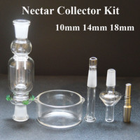Nectar Collector Kit Glass Nectar Collectar Tips with Titani...