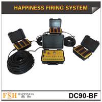 FedEx / DHL spedizione gratuita, sistema pirotecnico di fuochi d'artificio a 90 canali / sistema di accensione di fuochi d'artificio / sistema di fuochi d'artificio di controllo filo (DC90-BF)
