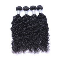 8A Brazilian Natural Wave Unprocessed Human Hair Weave 8- 30i...