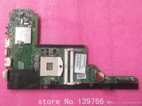 Placa 608204-001 para la placa base del ordenador portátil HP Pavilion DM4 DM4-1000 con chipset Intel DDR3 hm55