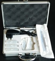 Pro Silver Permanent Makeup Kit Tattoo Eyebrow Lips Machine ...