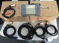 Super MB Estrela C3 Multiplexer Ferramenta De Diagnóstico com Cabos para Carros Benz, Caminhões com Qualidade Superior Frete Grátis