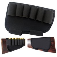 Pack Extérieur Pack Magazine Mag Pouch Cartouches Titulaire Porte-munitions AMMO Shell Recharge Tactical ButtStock Trakettock Repos Riser No17-013