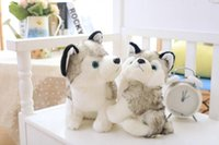 husky dog plush toys stuffed animals toys hobbies 7 inch 18c...