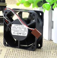 Оригинальный НМБ 2410ML-04W-B69 12V 0.40A 60 * 60 * 25 три провода промышленный компьютер вентилятор охлаждения