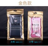 600pcs gros paquet de détail Poly Zipper Sac étanche universel en plastique pour iPhone 5s iPhone 6 6 plus Lenovo Samsung