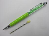 70MM طويلة قلم حبر جاف نقطة عبوات معدنية صغيرة عبوة 1000 جهاز كمبيوتر شخصى / لوط