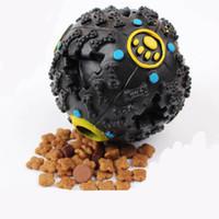 لدغة Azerin petcircle بوق الصوت تسرب المواد الغذائية الكرة لعبة الكلب حيوان أليف صياح لغز الكرة الأسنان المقاومة