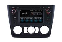 Octa Core Android10.0 PX5 Auto DVD Navigazione GPS per BMW Serie 1 E81 E82 E88 Touch Screen Mirro Link Central Multimedia