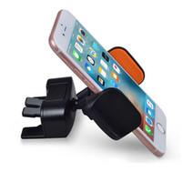 Supporto universale per telefono cellulare con supporto per slot per CD magnetico per iPhone7 Plus 6S 6 Plus per Samsung Note 7 S7 S6