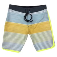 NEW 4Way Stretch Beachshorts Mens Elastane Spandex Boardshor...