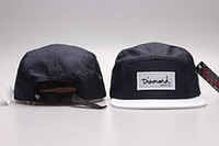 Wholesale- new Style Five 5 panel diamond snapback Baseball c...