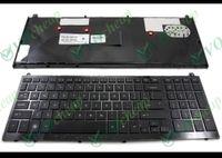 Genuine della tastiera del computer portatile per notebook HP ProBook 4520s 4525s 4720s nero con telaio US Version - MP-09K13US-4420